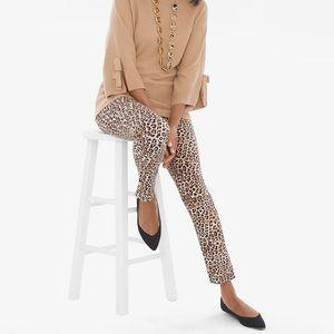 Chico's Juliet Leopard So Slimming Pants